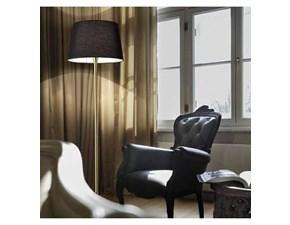 Lampada da terra Ideal lux London piantana in metallo stile Design con forte sconto
