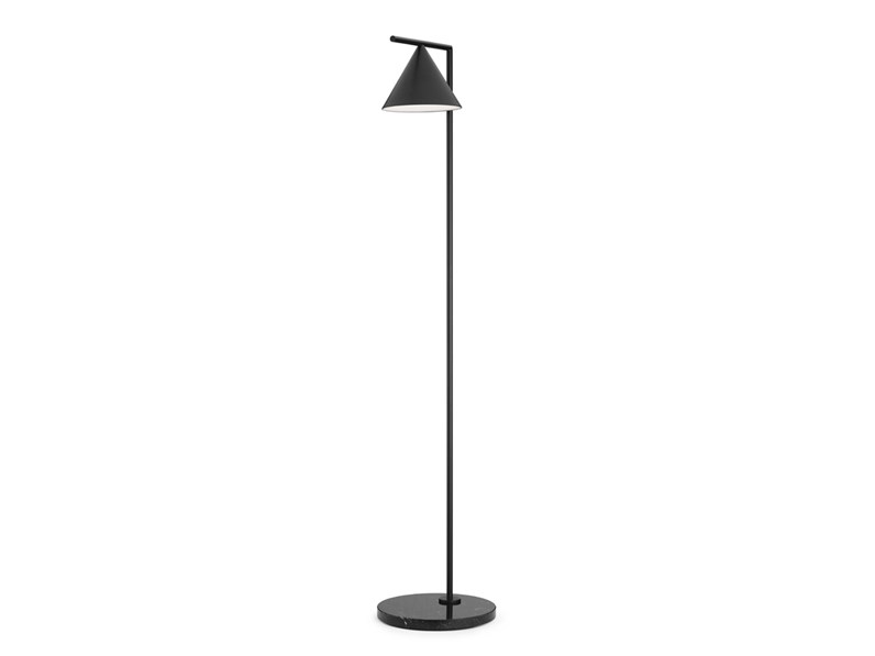 Lampada da terra in metallo Captain flint Flos in Offerta Outlet
