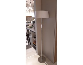 Lampada da terra in plastica Hilton Ideal lux in Offerta Outlet