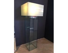 Lampada da terra in vetro Lampada vetro Mobileffe a prezzo scontato