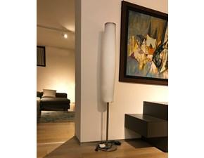 Lampada da terra in vetro Trio di lampade panona Penta illuminazione a prezzo Outlet