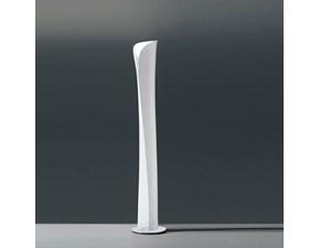 Lampada da terra Lampada cadmo bianco Artemide con uno sconto esclusivo