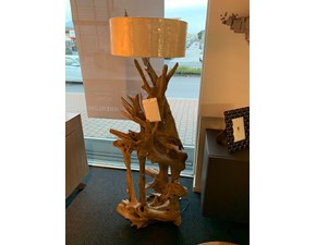 Lampada da terra Nature design Lampada  stile Design in offerta