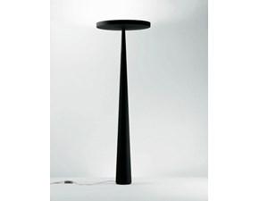 Lampada da terra Prandina Equilibre eco f33 downlight dimm stile Design a prezzi outlet