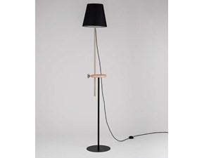 Lampada da terra stile Design Camilla Artigianale in offerta outlet