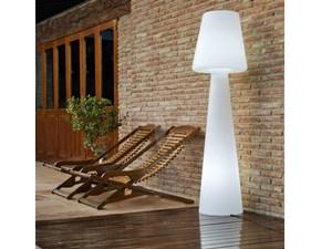 Lampada da terra stile Design Divina di Tomasucci in offerta outlet
