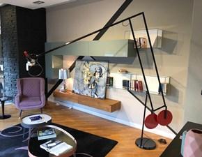 Lampada da terra stile Design Ipogeo Artemide in offerta outlet