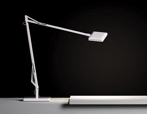 Lampada da terra stile Design Kalvin edge Flos in offerta outlet