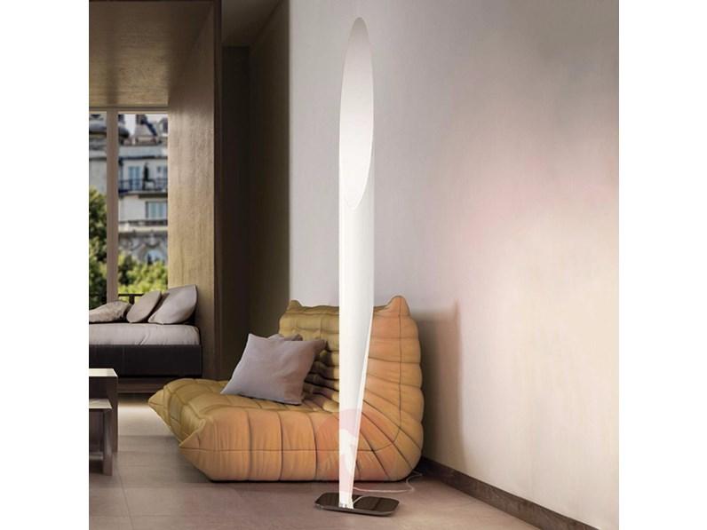 Lampada da terra stile design kundalini modello shakti 250 for Arredamenti serafino
