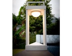Lampada da terra stile Design Lanterna a ricarica solare maiori Artigianale scontato