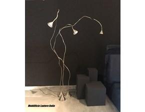 Lampada da terra stile Design Papiro di Pallucco scontato
