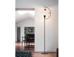 Lampada da terra stile Design Piantana newton nemo cassina  Cassina in saldo