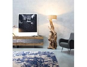 Lampada da terra stile Design Root Nature design a prezzi outlet