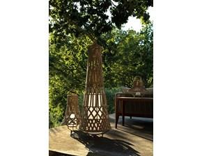 Lampada da terra stile Design Talenti outdoor lampada da giardino tribal Talenti outdoor in offerta