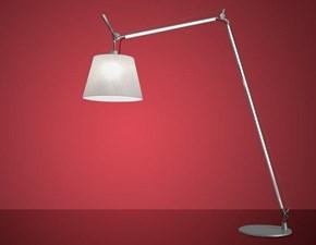 Lampada da terra stile Design Tolomeo terra maxi  Artemide a prezzi outlet