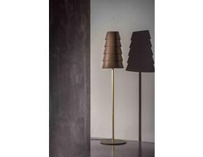 Lampada da terra stile Design Tulip Pellizzoni in saldo