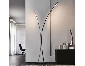 Lampada da terra stile Design Twin Cattelan in offerta outlet