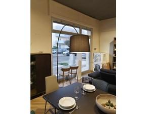 Lampada da terra stile Moderno Arco Ideal lux a prezzi outlet