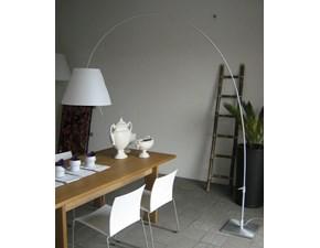 Lampada da terra stile Moderno Costanza lady lampada da terra  Luceplan a prezzi outlet