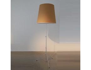 Lampada da terra stile Moderno Lampada da terra gilda juta design pallucco Pallucco in offerta