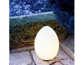 Lampada Uovo da esterno di Fontana arte a prezzo scontato
