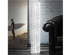 Lampada da terra Vesta Design mod. WAVE grande a prezzi outlet