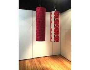 Lampade di design e atmosfera, con tessuto disegno floreale e fantasia