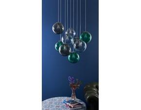 Lampada Fatboy modello Spheremaker. Lampada a sospensione composta da un set di 3 pezzi disponibili in vari colori.