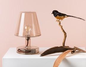 Lampada Fatboy modello Transloetje. Lampada da tavolo a LED disponibile in otto colorazioni differenti.