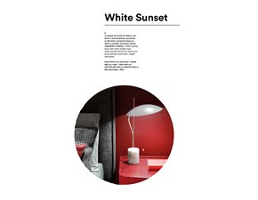 Lampada Febal White sunset a PREZZI OUTLET