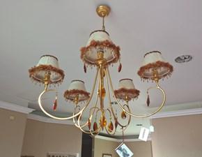 Lampada Florent Artigianale in OFFERTA OUTLET