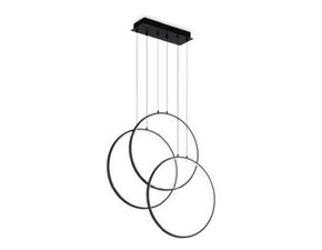 Lampada Frame cerchio Ideal lux in OFFERTA OUTLET