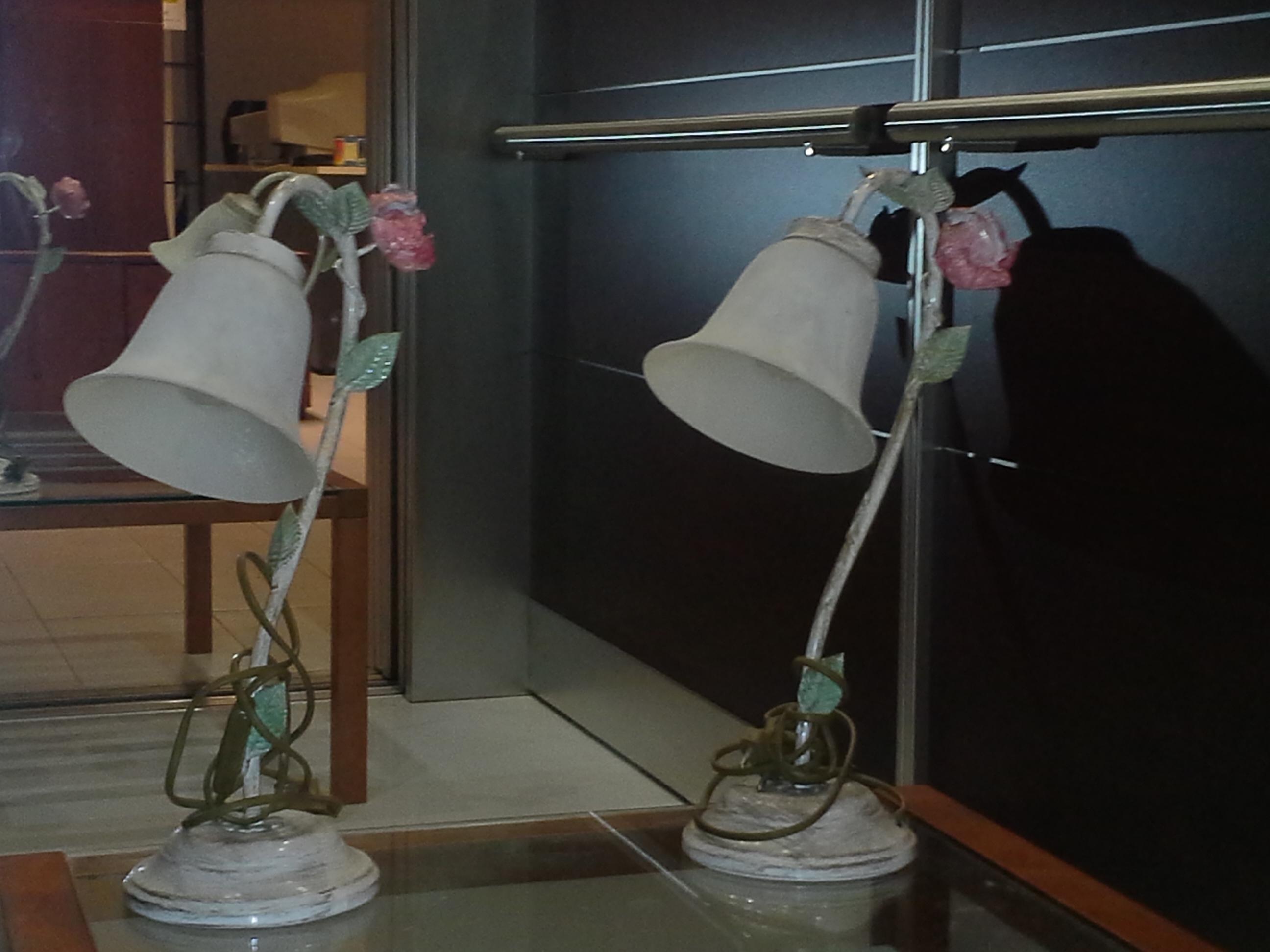 Lampada in ferro battuto - Illuminazione a prezzi scontati