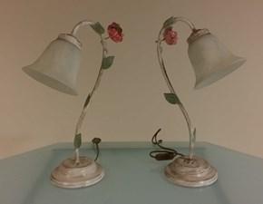 Lampada Interni Luce Le rose in OFFERTA OUTLET