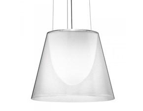 Lampada Ktribe s3 trasparente Flos in OFFERTA OUTLET