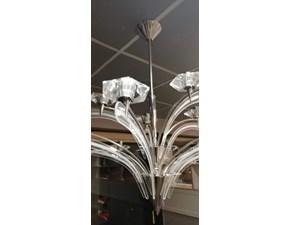 Lampada Lampadario in vetro Arcom in OFFERTA OUTLET