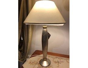 Lampada Le dauphin grigia Artigianale in OFFERTA OUTLET