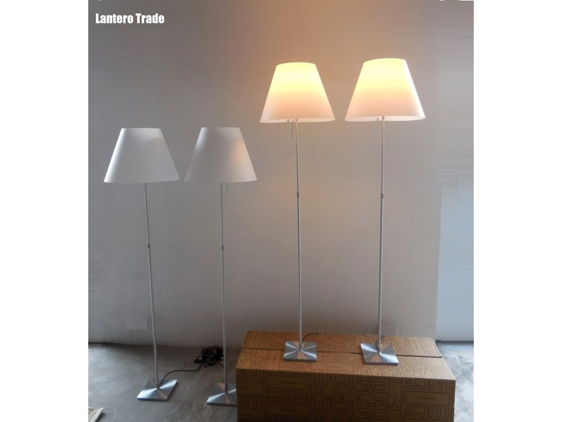 Lampade da terra con dimmer archiproducts