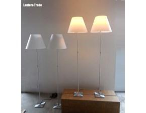 Lampada Luceplan Luceplan ,lampada da terra costanza a PREZZI OUTLET