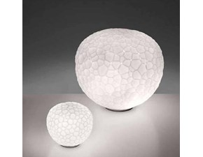 Lampada Meteorite 48 table Artemide in OFFERTA OUTLET