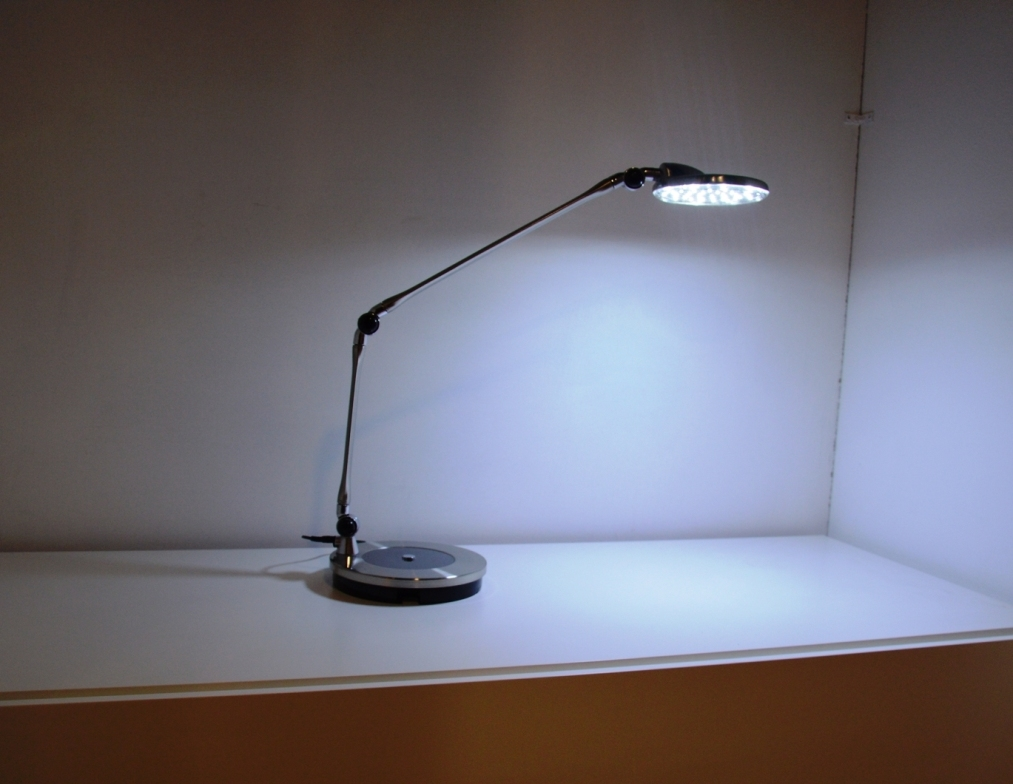 Ideal lux elle lampada da tavolo led illuminazione a - Ideal lux lampade da tavolo ...