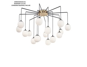 Lampada Rhapsody * Ideal lux in OFFERTA OUTLET