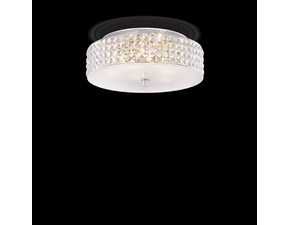 Lampada Roma pl6 Ideal lux in OFFERTA OUTLET