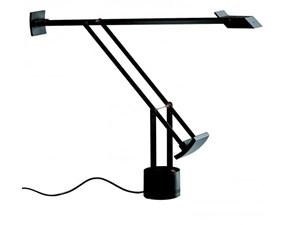 Lampada Tizio titanium-lampada artemide Artemide in OFFERTA OUTLET