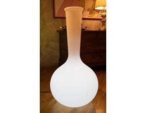 Lampada Vondom chemistubes vaso illuminato outdoor Artigianale in OFFERTA OUTLET