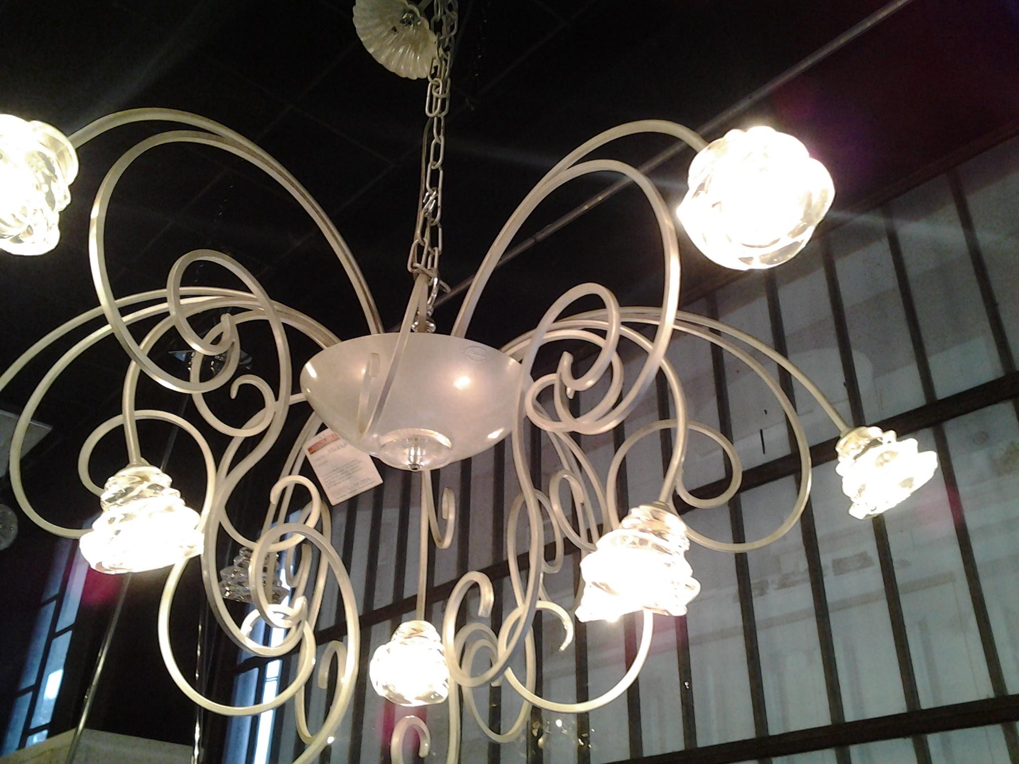 Illuminazione ego zeroventiquattro lampadario chandelier ls900 ...