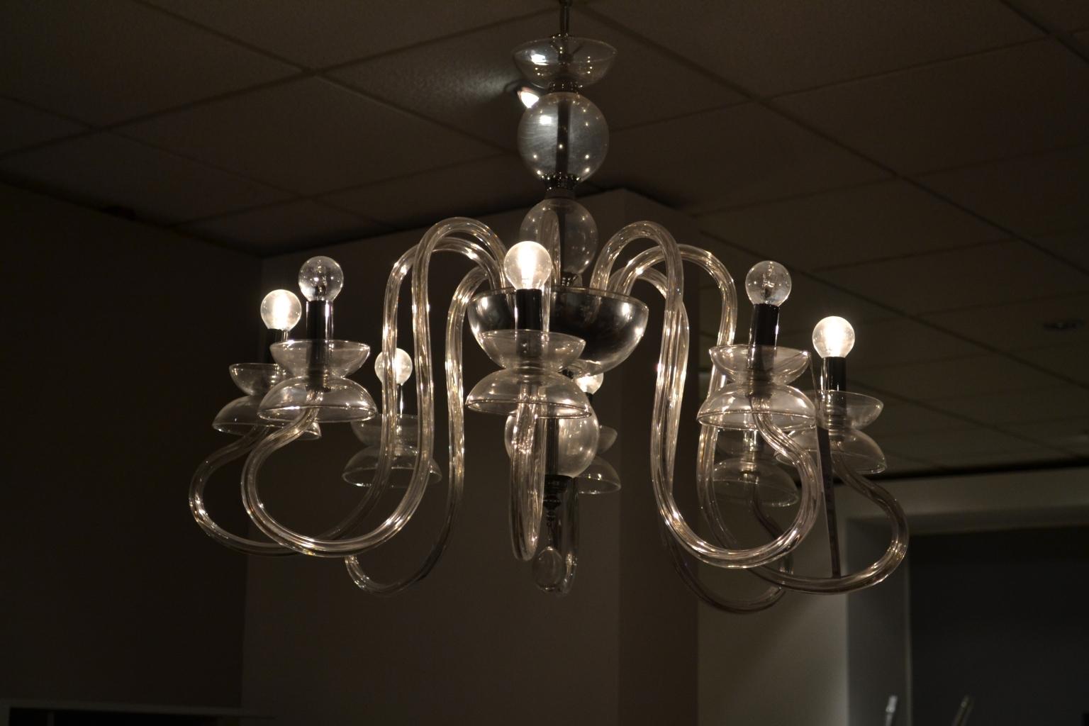 Lampadario grande arredo illuminazione a prezzi scontati for Lampadario da soffitto