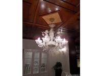 Lampadario in vetro dorato di Murano in offerta - Illuminazione a ...