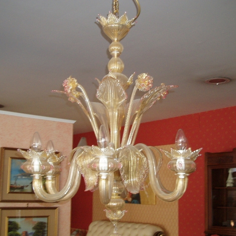 lampadario murano prezzo : Lampadario MURANO - Illuminazione a prezzi scontati