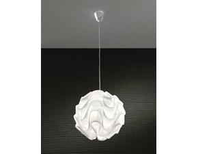 Lampadario Tomasucci modello Mix White